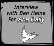Interview with Ben Heine for Haha Daily (2013)
