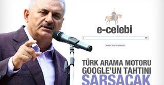 Türk Arama Motoru E-Çelebi