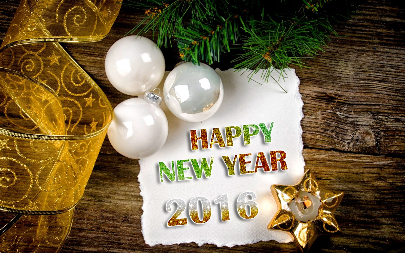 Happy New Year Latest Images 2016