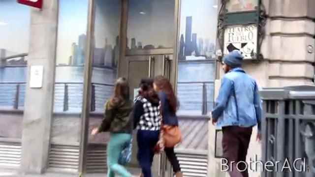 Como pegar mulher argentina na rua
