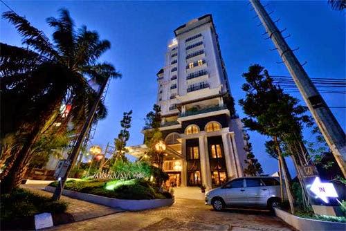 Amaroossa Royal Hotel Bogor