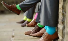 What Your Socks Say About Foot Odor