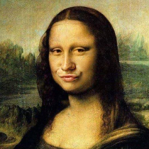 Mona Lisa in 2013
