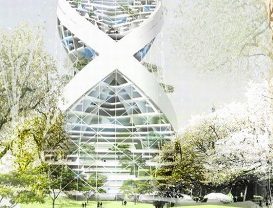 koran arsitektur mengintip 6 konsep arsitektur go green di masa depan. Black Bedroom Furniture Sets. Home Design Ideas