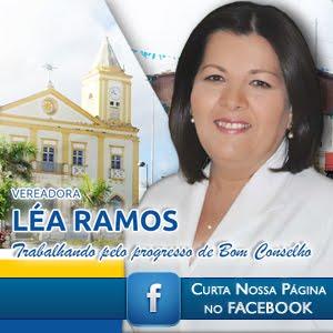 Vereadora Léa Ramos