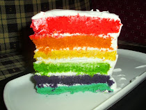 RAINBOW CAKE MB STYLE