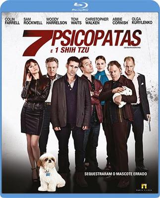 Filme Poster 7 Psicopatas e 1 Shih Tzu BDRip XviD Dual Audio & RMVB Dublado