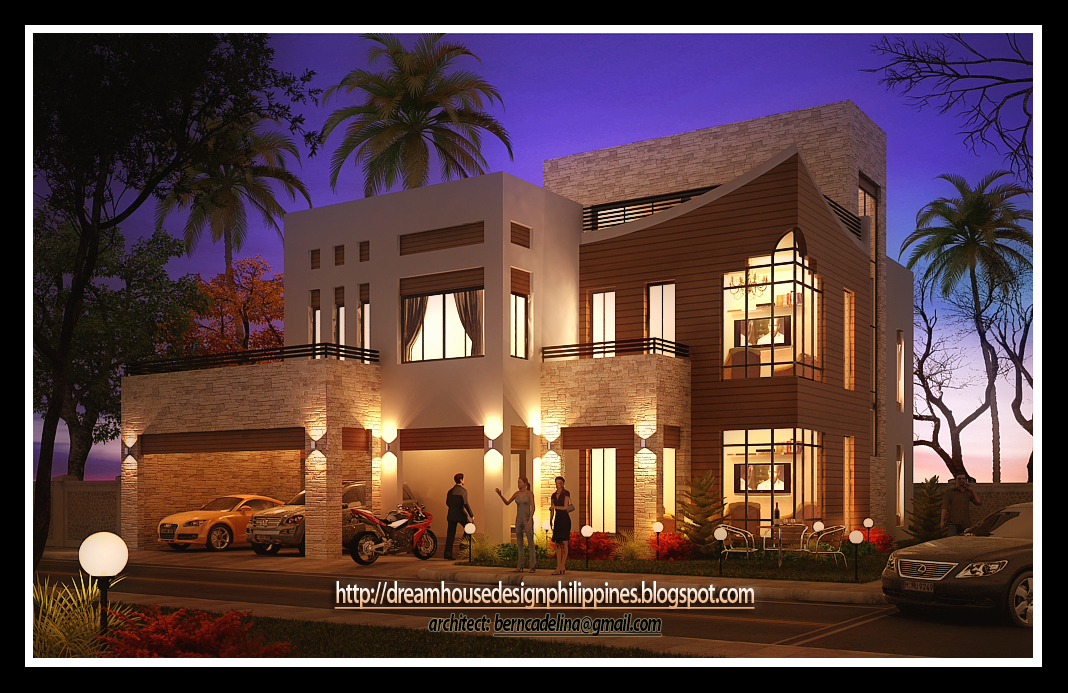 Philippine Dream House Design Two Storey House