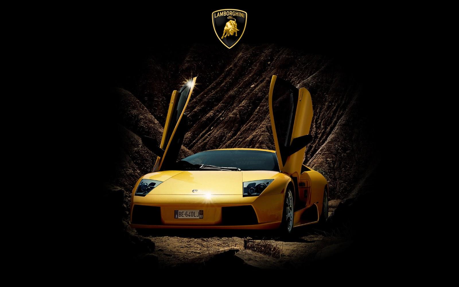 Awesome Yellow Lamborghini Wallpapers HD