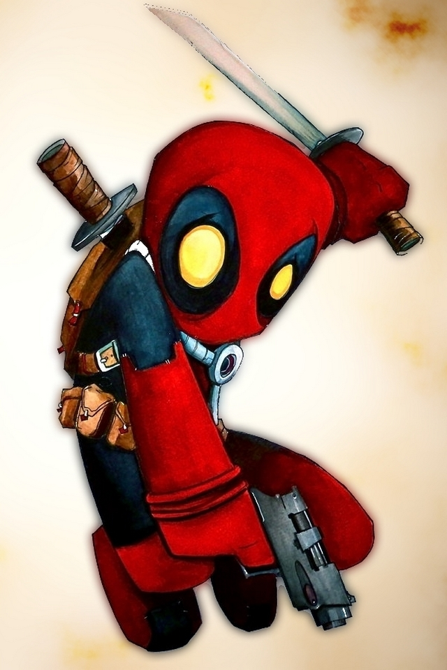 Deadpool Download Iphone Ipod Touch Android Wallpapers