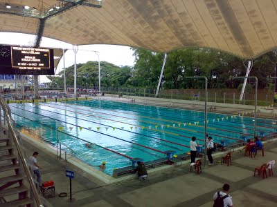 Travel Food Relax Bukit Jalil Stadium Aquatic Swimming Schedule Pusat Aquatic National