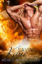 <i>Saving Kane</i><br>By Michele Michael Rakes