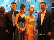 CWA Premier Nite Dinner 2011