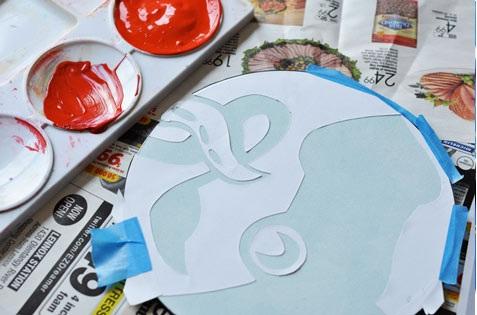 resimli mousepad yapımı