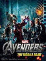 game the avengers all screen