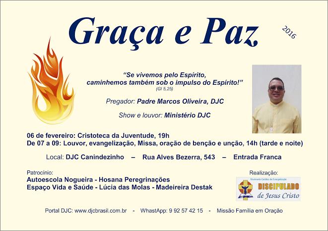 Evento Graça e Paz