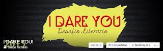 I Dare You - Desafio Literário