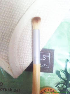 Ecotools Eye shadow brush review