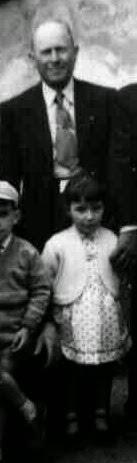 Mon grand-père Fernand et moi