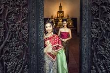 I grandi fotografi di Thailandia.