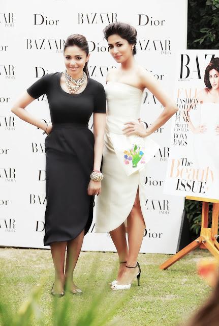 Kalyani+Chawla+Dior+Harper's+Bazaar+India