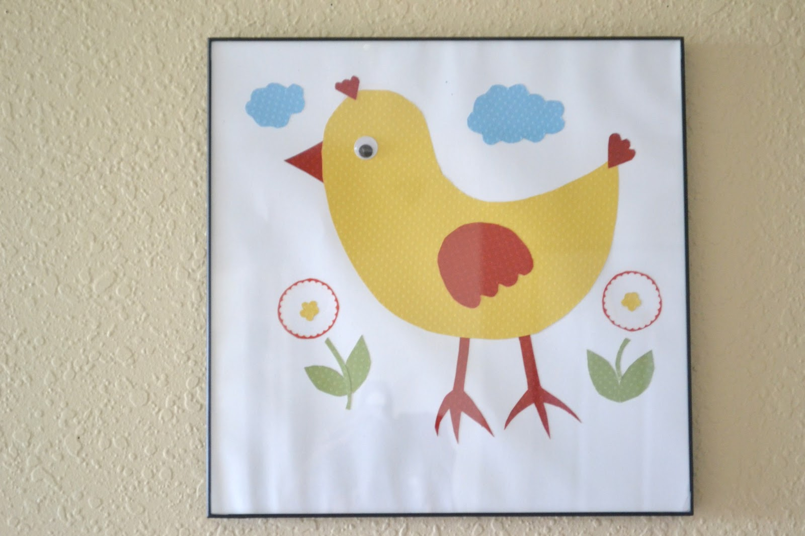 DreamAndCraft - My little shop in Etsy: Yellow Bird Nursery or Kids ...