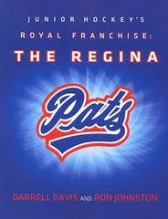 REGINA PATS HISTORY BOOK