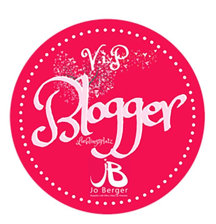 Mitglied im Bloggerteam Jo Berger