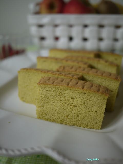 Vanilla Ogura Cake Recipe