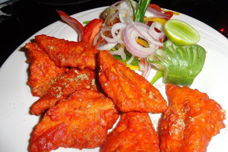 Darothi 39 s kitchen fish amritsari for Amritsari cuisine