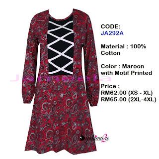 T-shirt-Muslimah-Jameela-JA292A