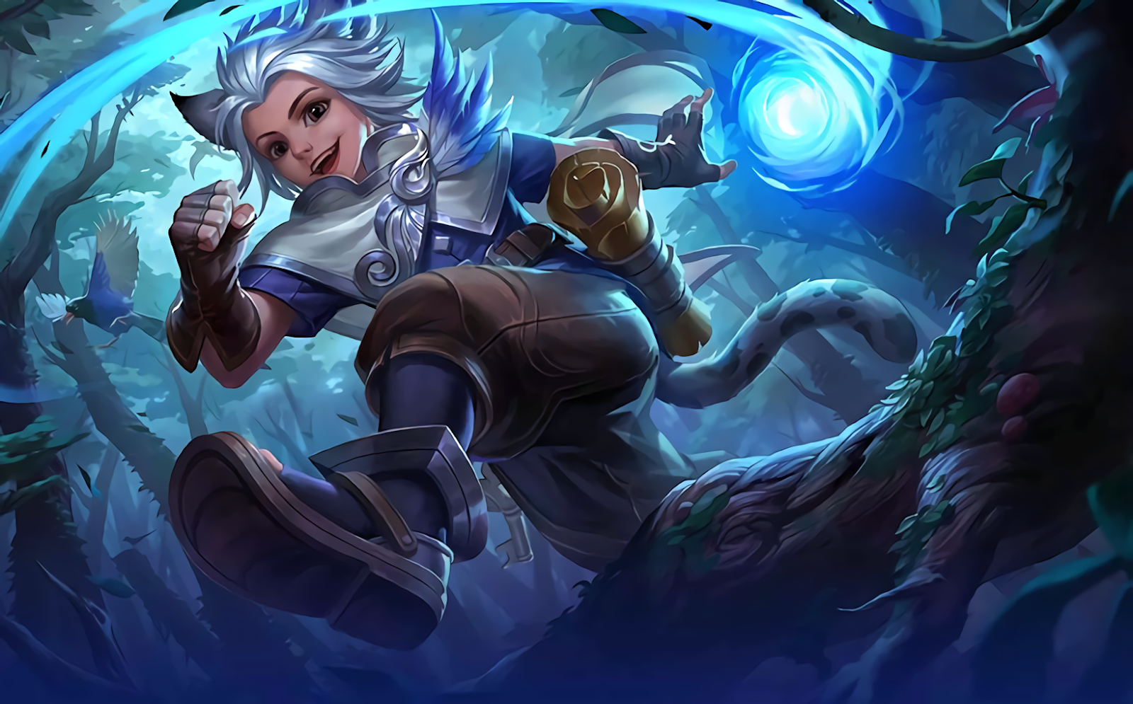 Mobile Legends Wallpapers Hd Harith Wallpaper Hd New Hero
