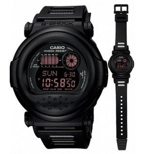 Jam Tangan CASIO G Shock G-001-1A