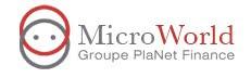 Microworld microfinance PlaNet Finance David Langlois