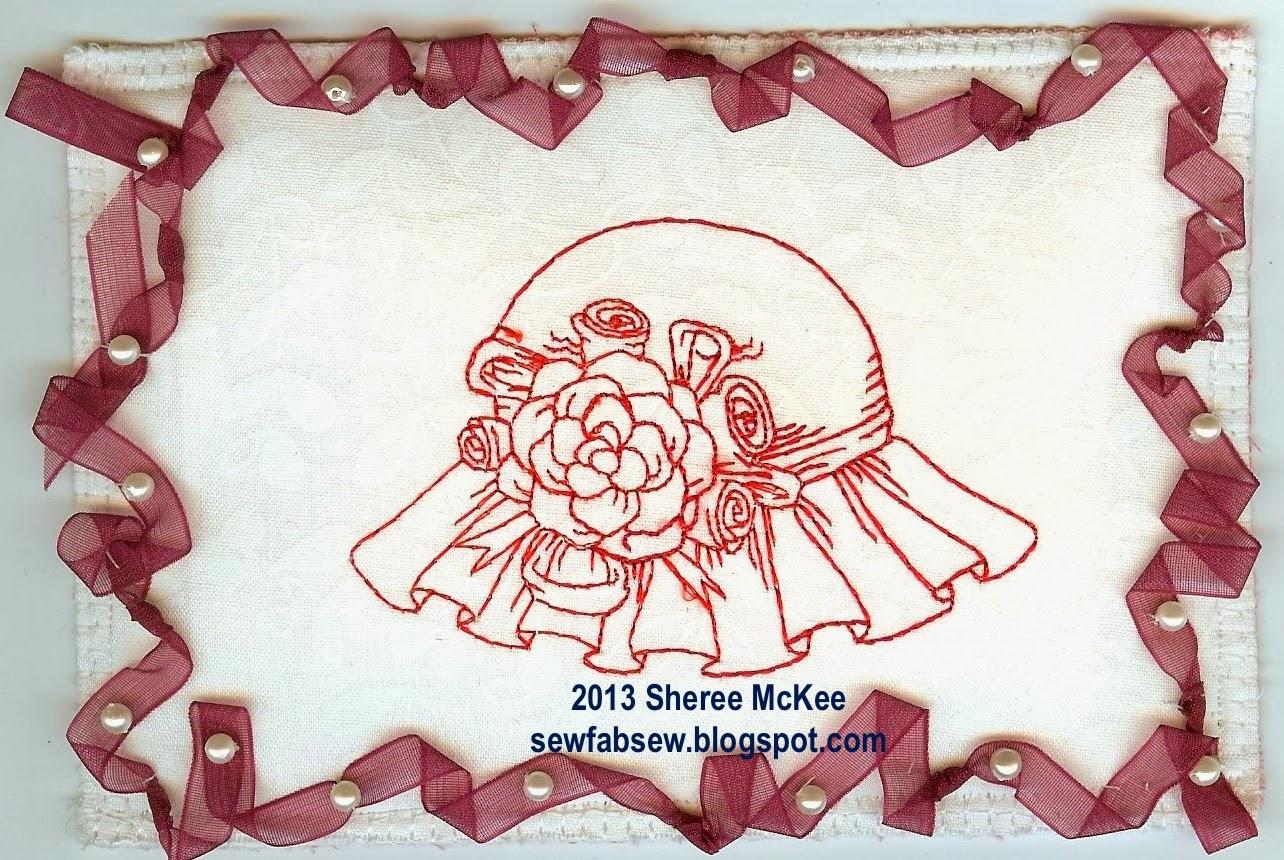 rework machine embroidery