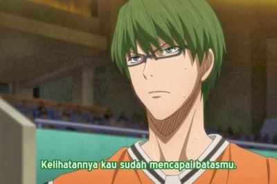 Kuroko no Basuke                  Season 2 Episode 5 Subtitle Indonesia