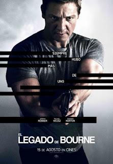 El legado de bourne (2012) Online