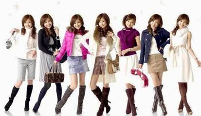 Model Baju Korea Terbaru Trend 2015
