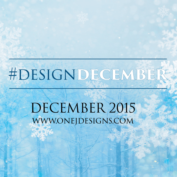 #DesignDecember blog advertisements