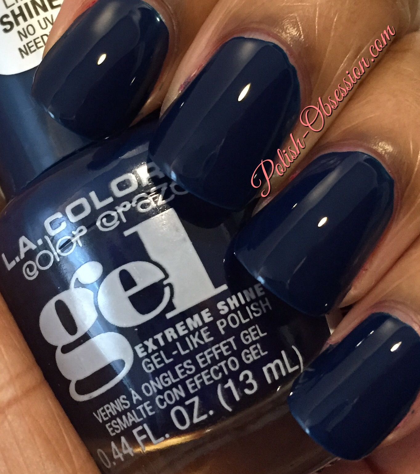 L.A. Colors Color Craze Gel-Like Polish | Polish Obsession