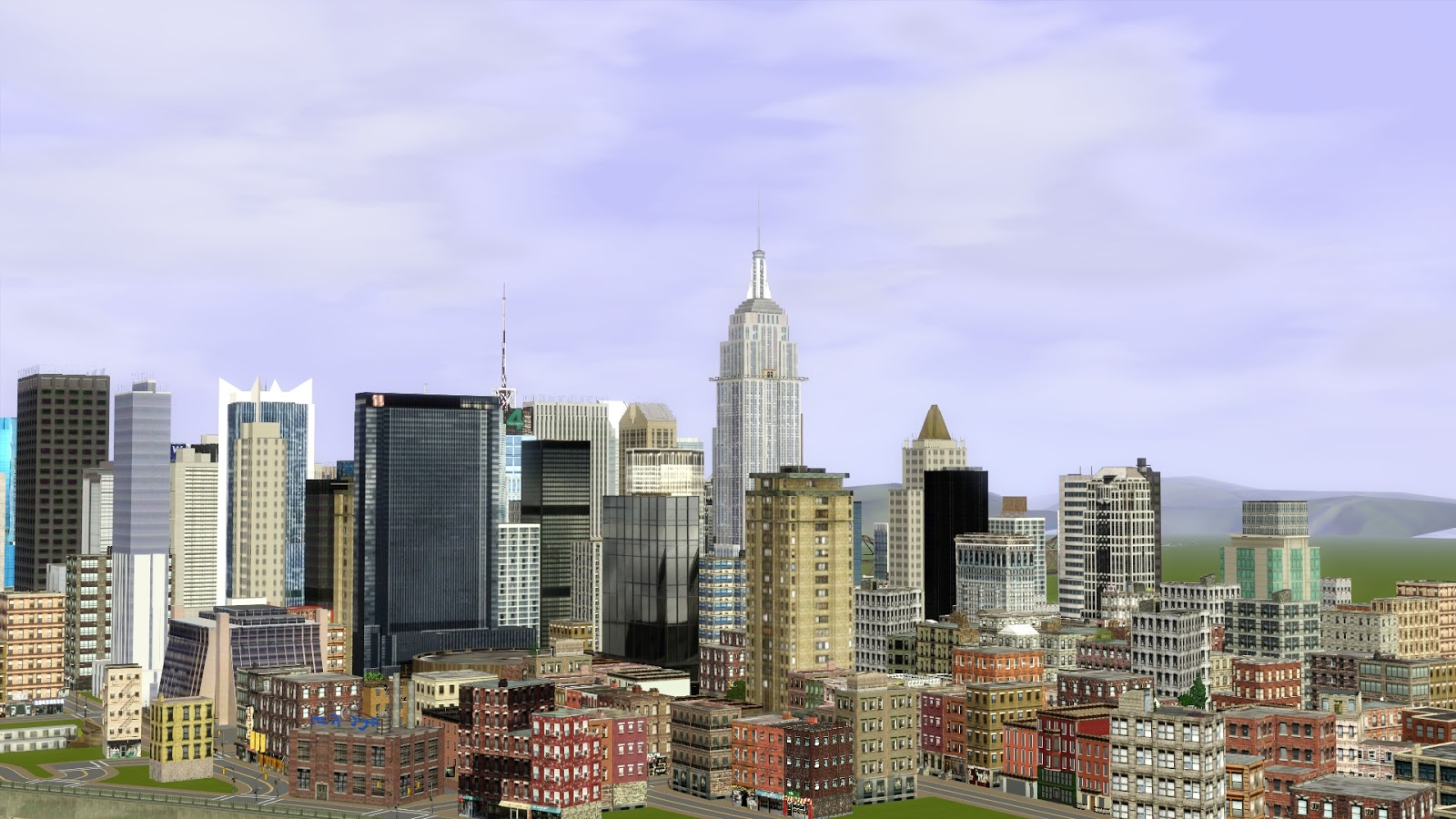 3. World War II Freak Blog Archive Lnea The Sims 3: World Adventur.