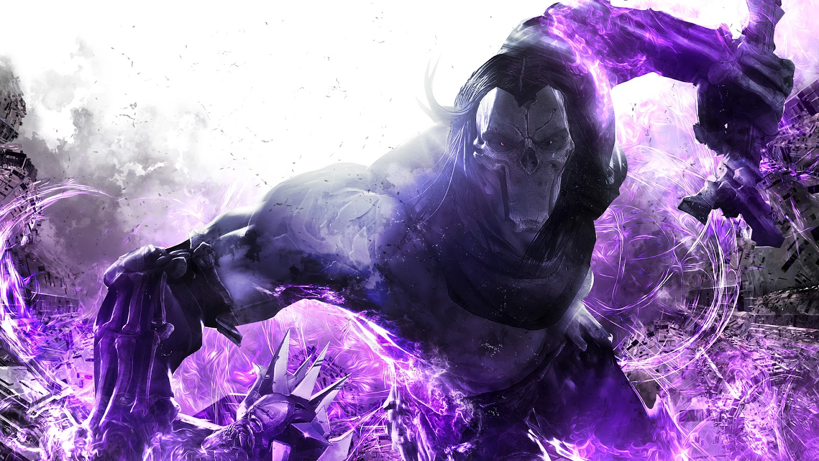 Darksiders 2 Wallpaper Hd