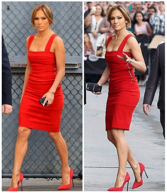 Friendship and tradition are the two combine that never leave for Jennifer Lopez, 45's top schedule decision.  And still drawing her brave, as Hollywoodlife.com statement news: She showed off on of her most sophisticated style while headed Jimmy Kimmel's studio at Los Angeles on Tuesday, March 10, 2015.
