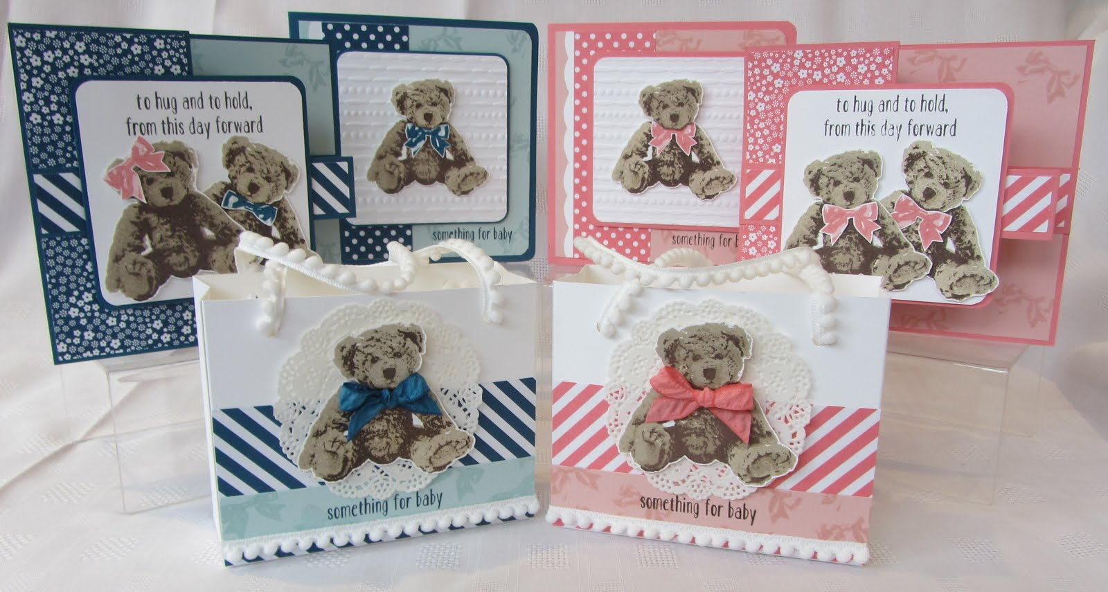 Baby Bear Stamp Class