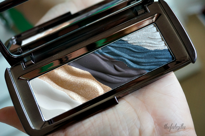Hourglass Modernist Eyeshadow Palette, Graphite, Review, Swatch, FOTD