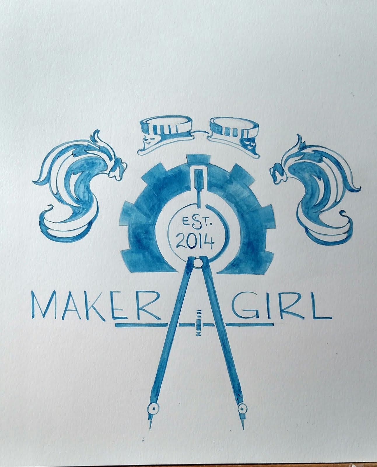 Maker Girl Mania logo