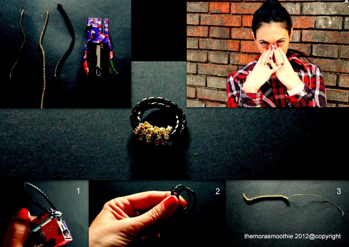 diy ring, swarovski, tutorial ring, diy fashion, diy blog, fashion blog, fashion blogger