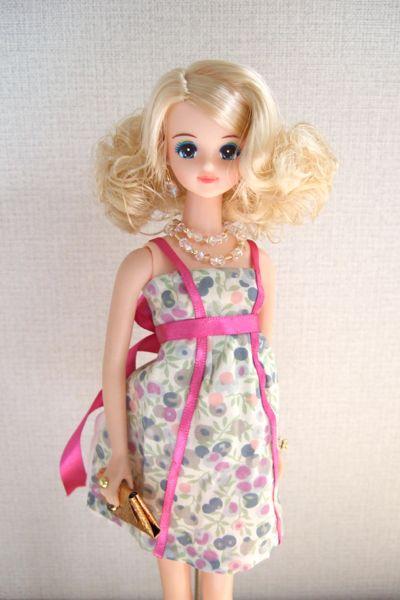 Takara Jenny doll