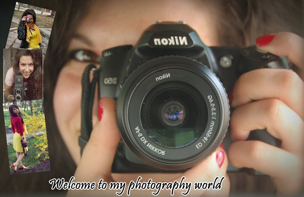 In my  world photography