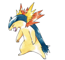 What Is A Good Nature For Typhlosion